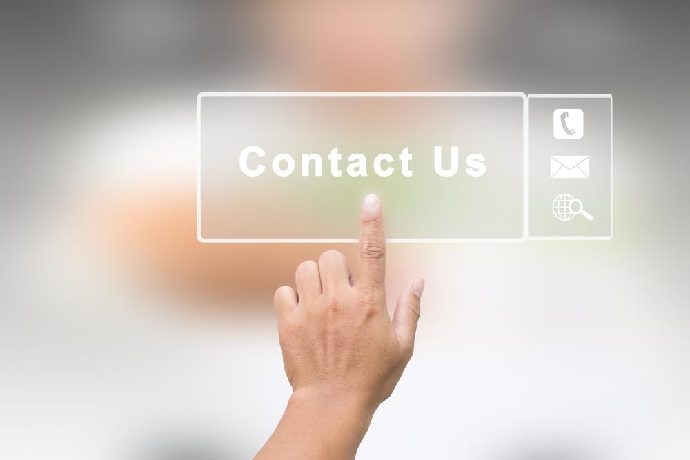 contact us - صفحه نخست