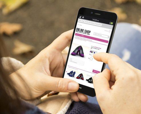 mobileshopping demandware 495x400 - ارائه جدیدترین و متنوع ترین کفش های مد روز در گرگان