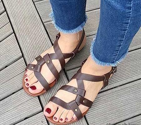 خرید کفش صندل تبریز
